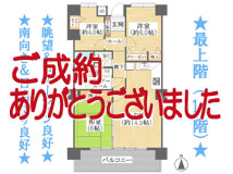 シティコーポ岩井通 <1403号室>