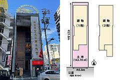 売ビル【中区新栄一丁目】《東新町:銀の木ビル》