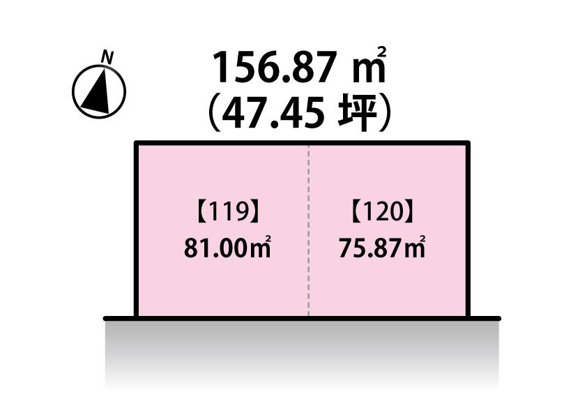 売地【稲沢市下津油田町】