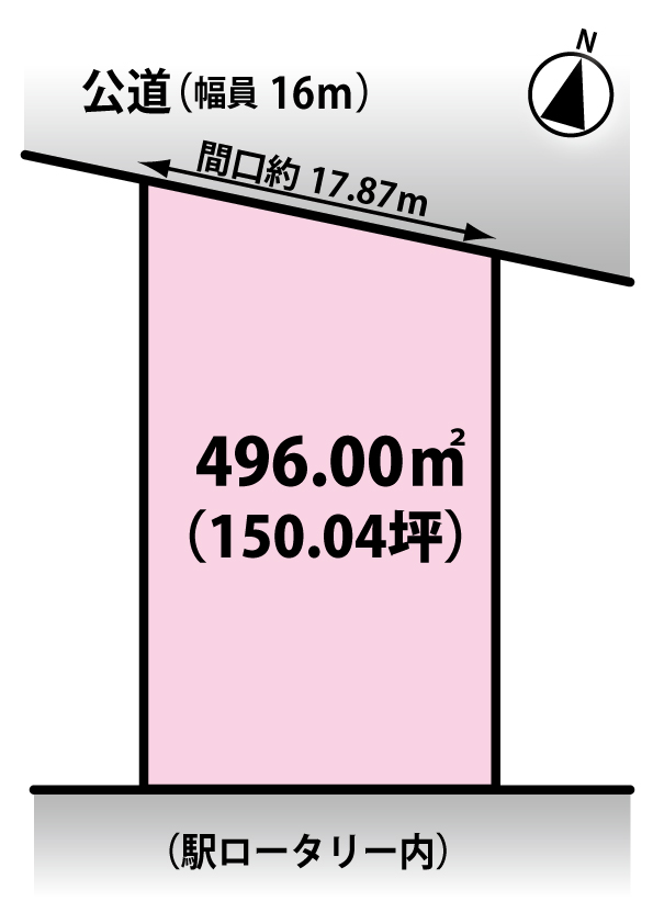売地【日進市栄二丁目】