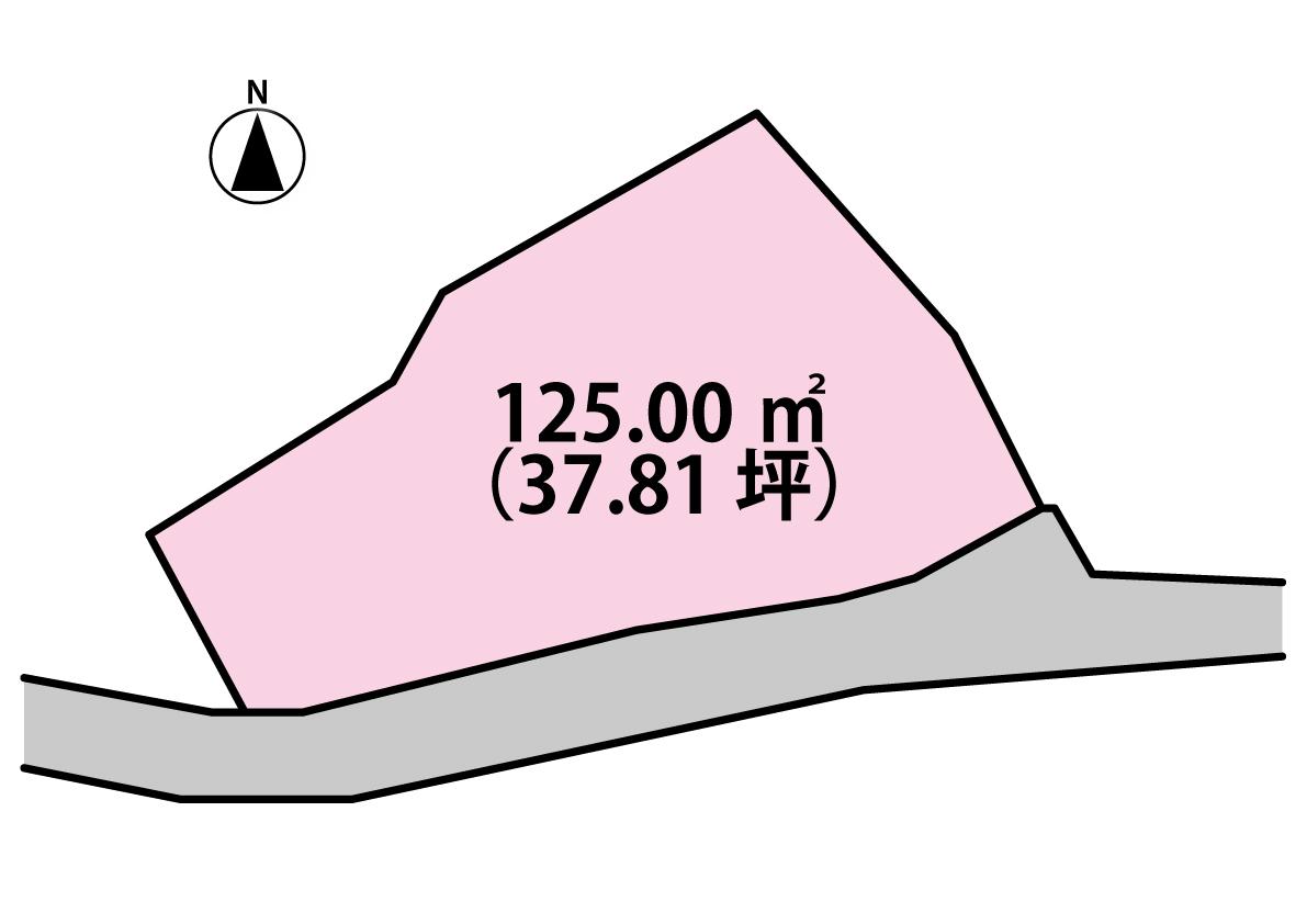 売地【多治見市市之倉町七丁目】
