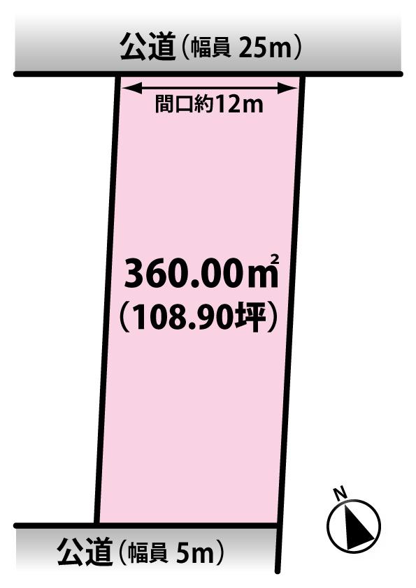 売地【天白区古川町】