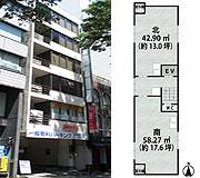 貸事務所【中区栄】青木ビル西館(3階南室)